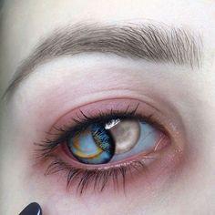 Bilderesultat for Estetikk Pretty Eyes, Cool Eyes, Beautiful Eyes, Sad Eyes, Aesthetic Eyes, Aesthetic Makeup, Sad And Lonely, Eye Photography, Eye Art