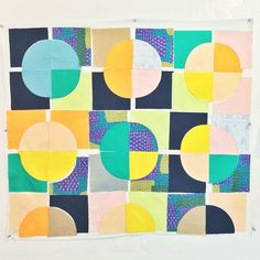 making a pair of this large quilt; one for me, one for the shop #treatyourself