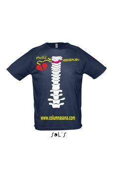 Camiseta técnica VITALIST.