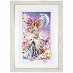 Butterfly Fairy - #CrossStitch
