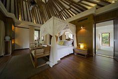 C&C Design Co., Ltd - Project - The Crosswaters Ecolodge & Spa•Bamboo Villa