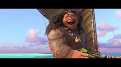 Moana's relationship with water is uncovered and it starts to frustrate Maui, as the pair set off to restore the heart of Tahiti. Moana in cinemas now.