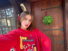 Brooke Butler, Decorative Leaves, Mistletoe, Ornaments, Instagram, Tops, Dress, Women, Fashion