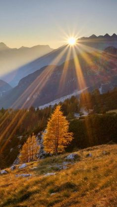 13 STUNNING SUN, SKY AND SEA PHOTOS FOR INSPIRATION - Beautiful sunshine in Slovenia