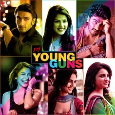 #YRFYoungGuns The month of September was dedicated to the fresh faces of YRF.
