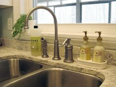John & Sherry of Young House Love put our Pilar Pull-Down Faucet with Touch 2O Technology Kitchen faucet in their first home, wonder what they have in store for their new home.