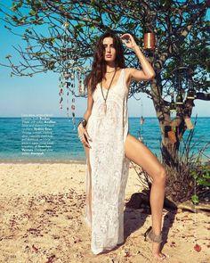Katrina Kaif Super Hot & Sexy Scans From Vogue June 2016...