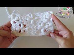 Love Crochet, Crochet Flowers, Crochet Baby, Crochet Top, Bag Patterns To Sew, Crochet Patterns, Diy Belt For Dresses, Diy Belts, Crochet Diagram