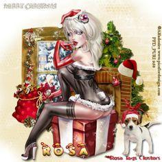 MI PASION, LOS COLLAGES: TAGS Y CLUSTER DE ROSA TAGS