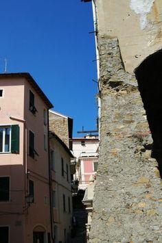 Bordighera (IM)  centro storico del Paese Alto