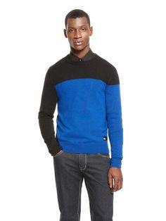 DKNY Jeans Crew Neck Sweater - DKNY