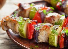 Shish Kebab de Curcan