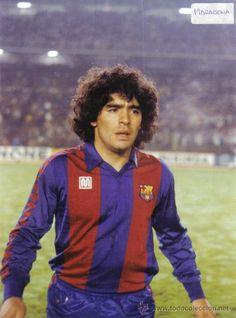 Maradona as Barca player Football Awards, Football Drills, Football Stadiums, Football Kits, Sport Football, Fc Barcelona, Barcelona Football, Argentina Football Team, All Body Workout