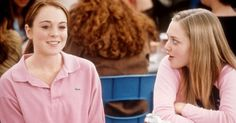 Lindsay Lohan just Dubsmashed her own line from 'Mean Girls' and it's truly amazing