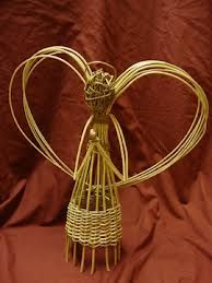 making willow christmas decorations - Google Search