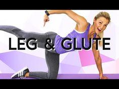 Intensives Beine Po Kniebeugen Homeworkout zum mitmachen | Ergebnisse garantiert! - YouTube