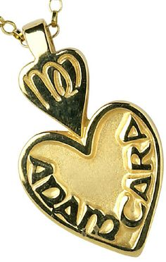 'Mo Anam Cara' Gold Heart Pendant at Claddaghrings.com #goldpendant #celticjewelry $479.00 Gold Pendant, Sterling Silver Pendants, Celtic Necklace, Irish Jewelry, Claddagh Rings, Pendant Design, Heart Of Gold, Jewelry Shop, Dublin Castle