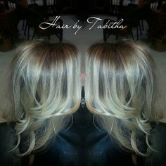 Color melt balayage blonde chocolate hairstyles hair color smudged roots
