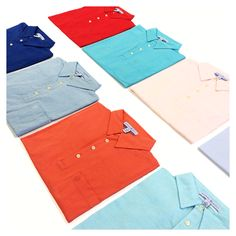 We have 9 colors for Dad in our Alexander Pima Cotton Polo with 25% off through Sunday at midnight code: dadsday  http://www.strongboalt.com/shop/?category=Shirts #fathersday #sale #fathersdaysale #menswear #sportswear #beachwear #resortswear #shirts #polos