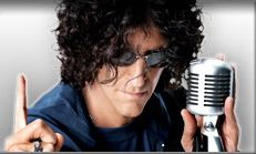 Howard...for anyone who says you don't like him, I dare you to listen to him for 1 hour and not be hooked...especially those of you with liberal politics. I've been a fan and listener since I was 13