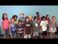 Reaction Acting Exercise and Great Kids Acting Warm-up Game! (Video Acting Lesson) - YouTube