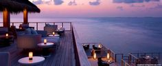 Embrace the Night – Dusit Thani Maldives Supports Earth Hour 2013