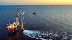 Offshore wind is finally  finally!  coming to the U.S. Heres what you need to know.