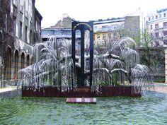 Hidden Treasures of Budapest / Raoul Wallenberg Park