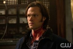 """""""Adventures in Babysitting"""" - Jared Padalecki as Sam in SUPERNATURAL on The CW. Photo: Jack Rowand/The CW©2011 The CW Network, LLC. All Rights Reserved."""