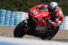 MotoGP: Michele Pirro Will Replace Ben Spies at Jerez – Ducati Desmosedici GP13 Development Bike to Debut