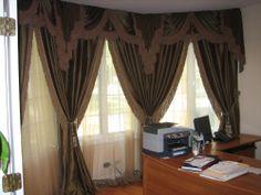 ornate window treatments - Google Search