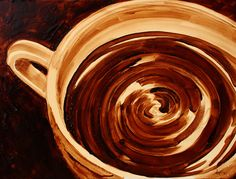 The Coffee Art® gallery showcases fine works of art created with 100% pure coffee by Angel & Andy.