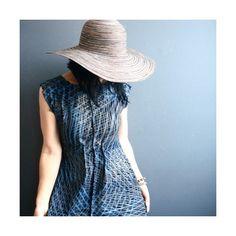 iheartfink Sleeveless Dark Blue Metallic Art Print Dress ❤ liked on Polyvore featuring dresses, print dress, boho dresses, sleeveless dress, metallic dress and bohemian dresses