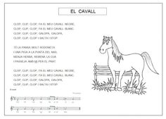 Cançó del cavall Im In Love, Musicals, Singing, Album, Memes, Animals, Riddles, Valencia, Animal Projects
