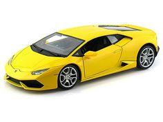 Lamborghini Huracan LP610-4 1/18 Yellow
