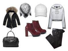 """""""Autumn/Winter 17'"""" by polandieu ❤ liked on Polyvore featuring BRAX, Puma, Bellezza and Hollister Co."""
