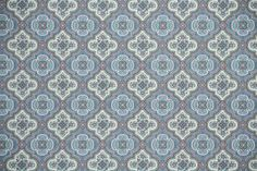 1970's Vintage Wallpaper lavender and blue by kitschykoocollage, $14.00