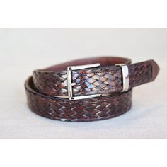 This is our amazing Triple Crown. Made from Italian hand braided aniline steer-hide with a polished silver roller bar buckle and keeper. This belt is perfect for any holiday attire. #belts #mensfashion #menswear #luxury #lejon #LOC #fashion #men #italian #silver #buckle #steerhide #braid #braided