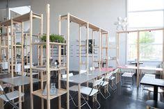 Ikha- ikea hack restaurant : Oatmeal Studio