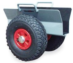 Panel Dolly with Pneumatic Tyres 250kg Capacity