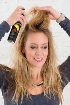 Add some volume to your hair with these beauty tips.