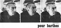 Tiziana Migliore - Dispositivo Barthes Roland Barthes, Biography, Amor