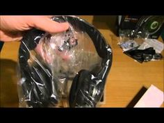 Unboxing the PDP Afterglow AG 9 Wireless Headset for Xbox One -