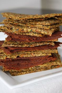 Adventures in Raw Vegan Breads | Sweetly Raw