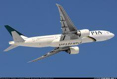 Pakistan International Airlines - PIA AP-BGZ Boeing 777-240/LR aircraft picture