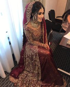 Bridal dress made on order www.libasekhaas.com