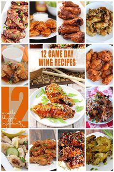 Recipe: Easy Crock Pot Buffalo Wings - See Vanessa Craft Honey Sriracha Chicken Wings, Honey Bbq Wings, Sweet N Sour Chicken, Greek Chicken, Crockpot Recipes, Cooking Recipes, Cooking Food, Cooking Ideas, Easy Recipes