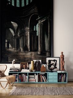 16 Ways to Style Your Console - Apartment34