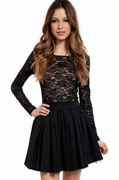 Katerina Skater Dress ~ TOBI