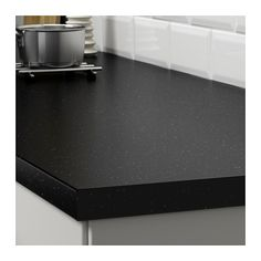 SÄLJAN Countertop IKEA Laminate countertops are very durable and easy to maintain. With a little care, they stay like new for many years. Ikea Kitchen Countertops, Cheap Countertops, Butcher Block Countertops, Laminate Countertops, Kitchen Island, Pierre Quartz, Custom Kitchens, Countertop Materials